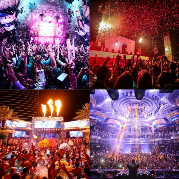 Best Vegas Nightclub Events
