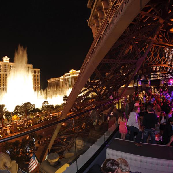 Chateau Vegas Nightclub on Wheels