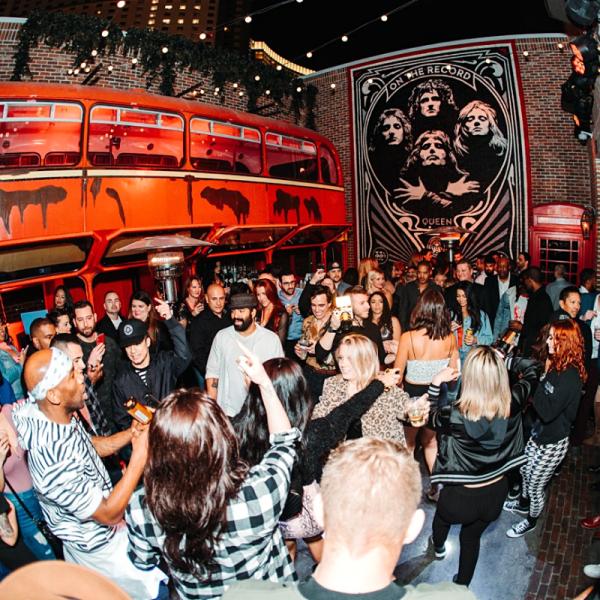 OTR Vegas Nightclub on Wheels